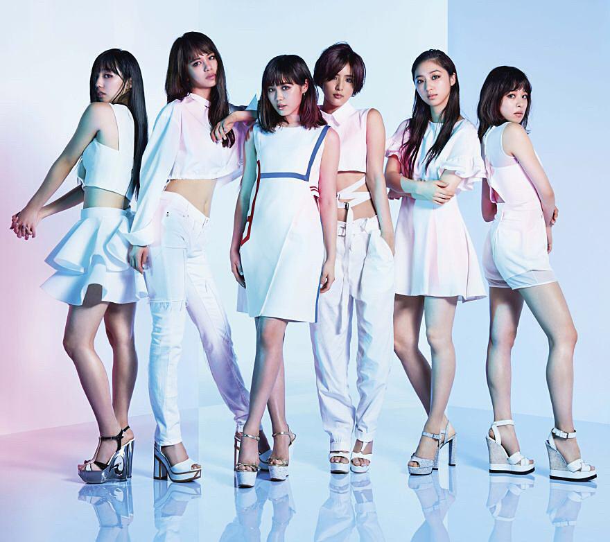 Flower - Promovendo seu single MOON JELLYFISH